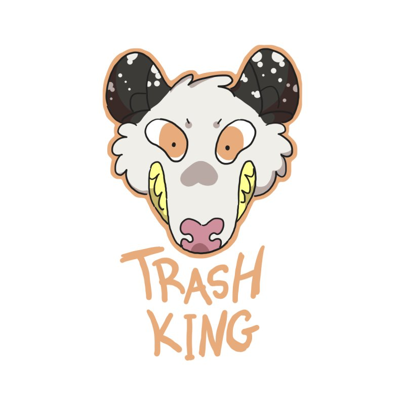 Trash King by C.C. Art's Shop