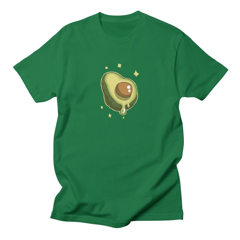 Avocado Women's Unisex T-Shirt by C.C. Art's Shop