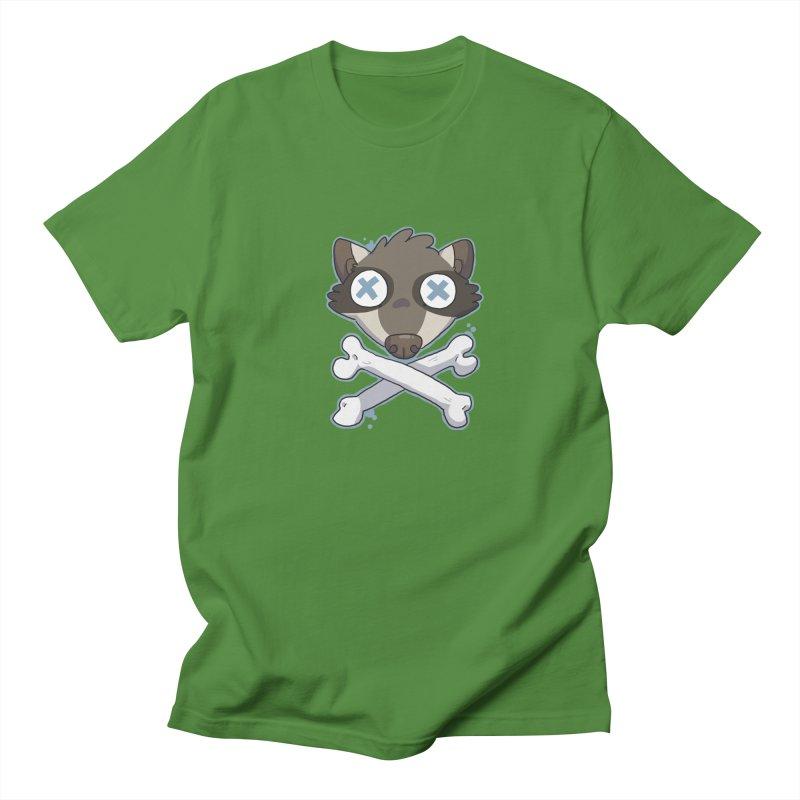 Junk & Crossbones Women's Unisex T-Shirt by C.C. Art's Shop