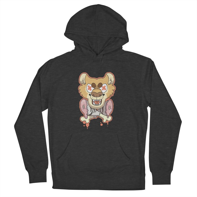 Beast & Crossbones Women's Pullover Hoody by C.C. Art's Shop