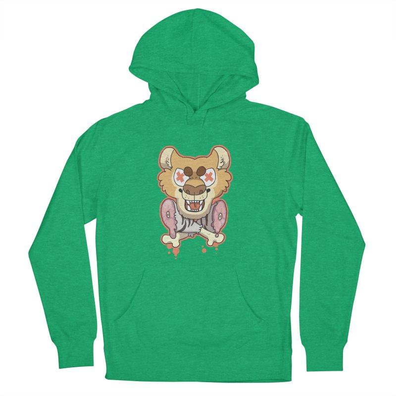 Beast & Crossbones Men's Pullover Hoody by C.C. Art's Shop
