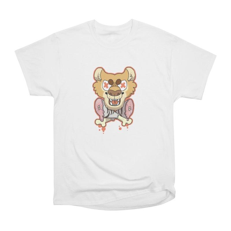 Beast & Crossbones Women's Classic Unisex T-Shirt by C.C. Art's Shop
