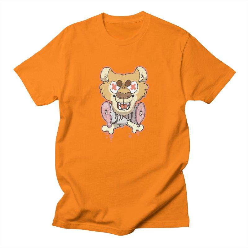 Beast & Crossbones Men's T-Shirt by C.C. Art's Shop