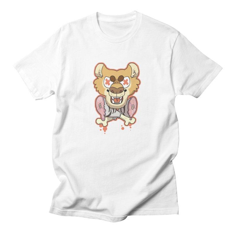 Beast & Crossbones Women's Unisex T-Shirt by C.C. Art's Shop