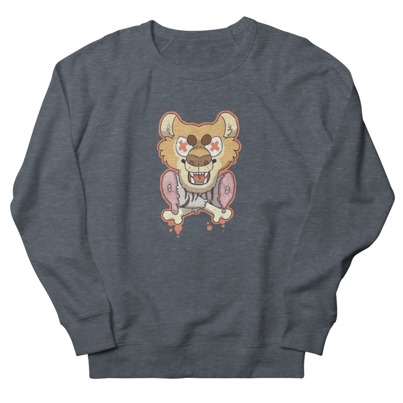 Beast & Crossbones Women's Sweatshirt by C.C. Art's Shop