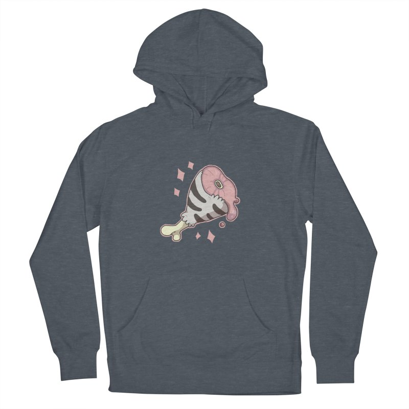 Meat Women's Pullover Hoody by C.C. Art's Shop