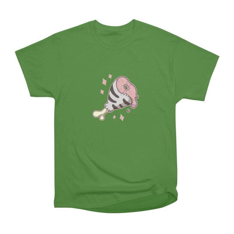 Meat Men's Classic T-Shirt by C.C. Art's Shop