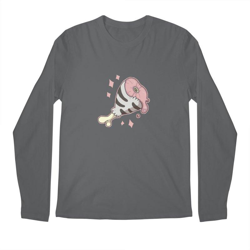 Meat Men's Longsleeve T-Shirt by C.C. Art's Shop