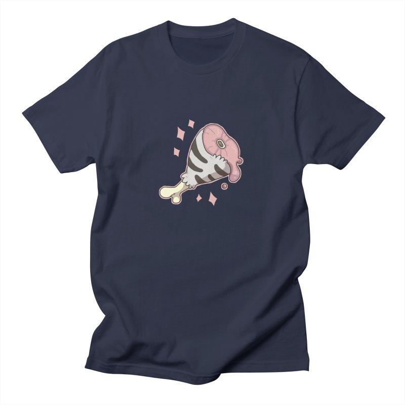 Meat Men's T-Shirt by C.C. Art's Shop