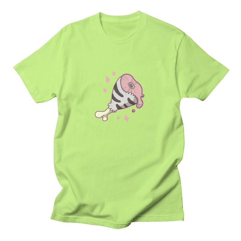 Meat Women's Unisex T-Shirt by C.C. Art's Shop