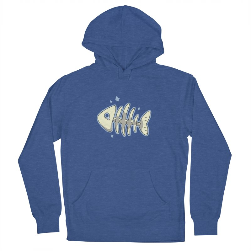 Fishbone Women's Pullover Hoody by C.C. Art's Shop