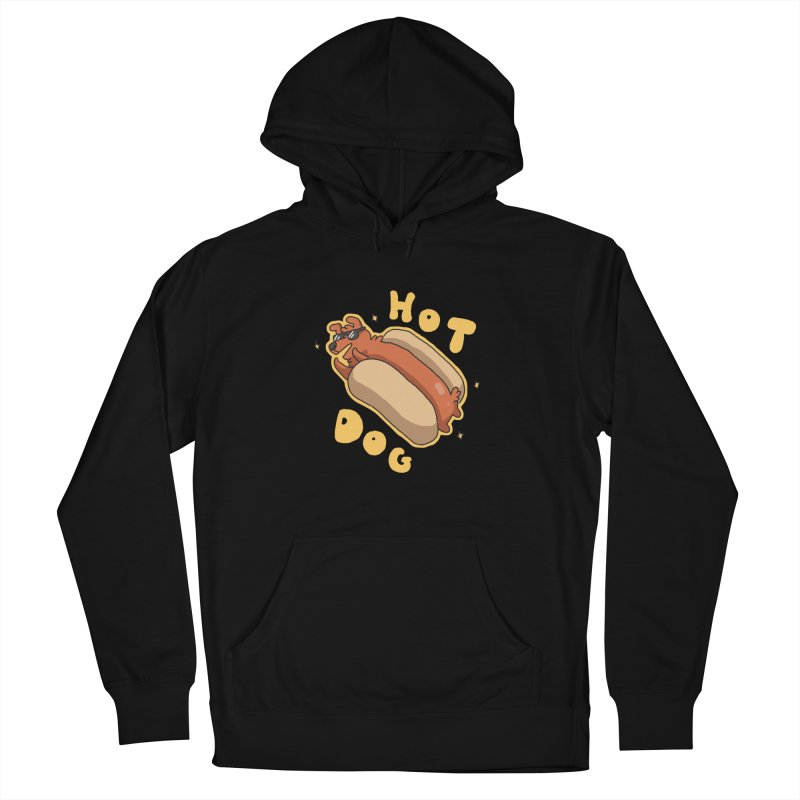 Hog Dog Women's Pullover Hoody by C.C. Art's Shop