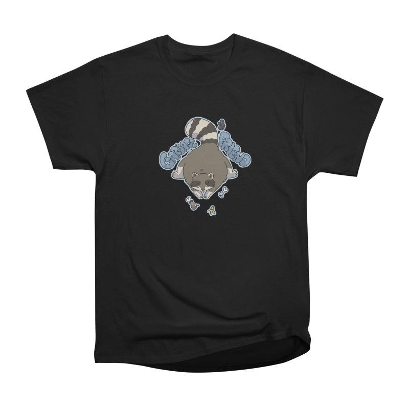 Garbage Friend  Women's Classic Unisex T-Shirt by C.C. Art's Shop
