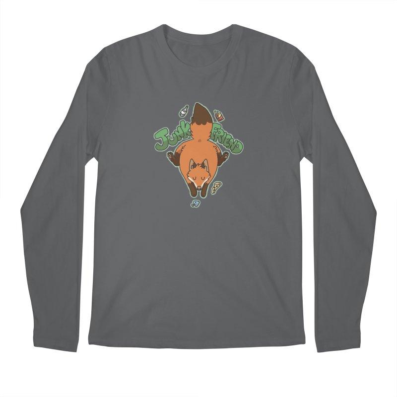 Junk Friend Men's Longsleeve T-Shirt by C.C. Art's Shop