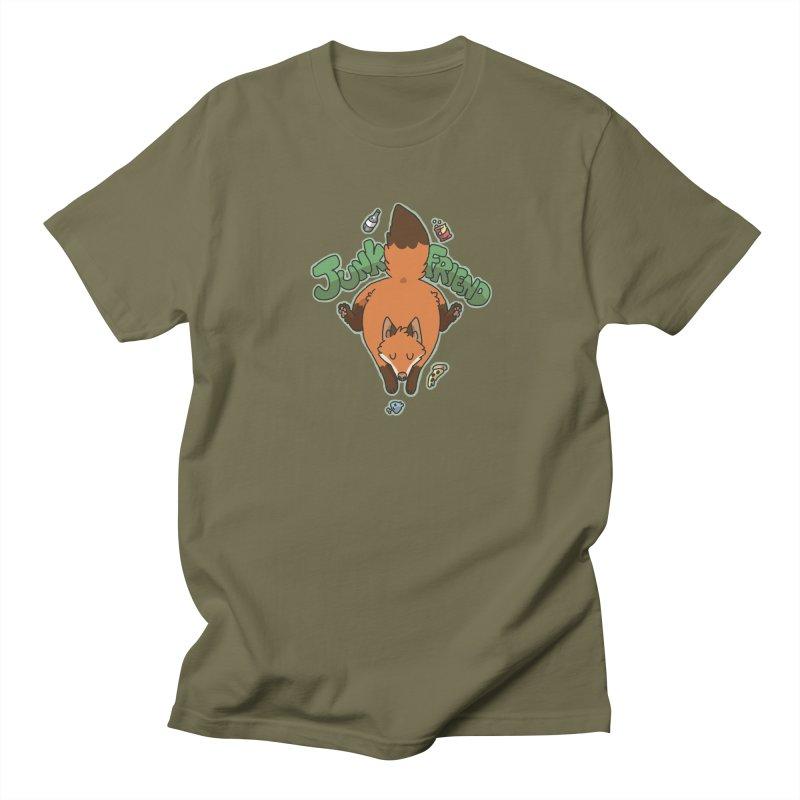 Junk Friend Men's T-Shirt by C.C. Art's Shop