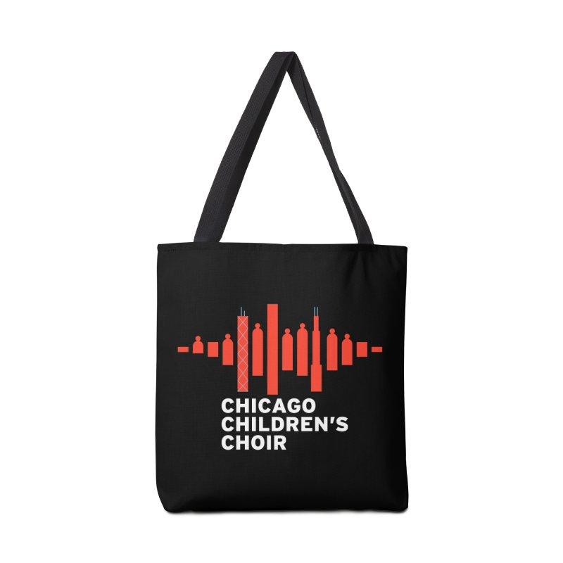 CCC Logo Accessories Bag by Chicago Children's Choir