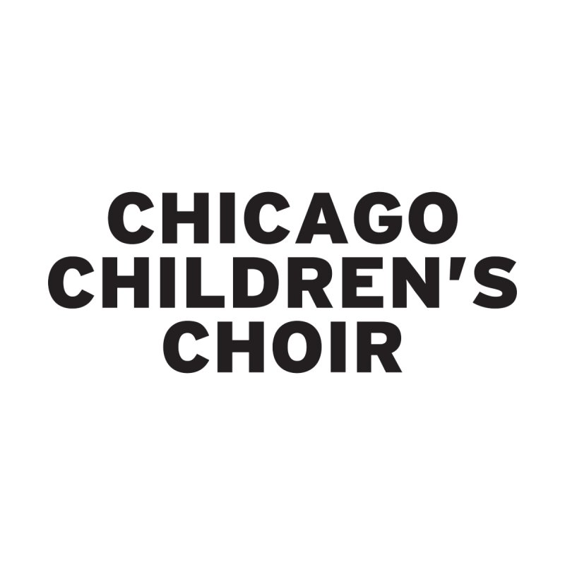 CCC Wordmark Men's T-Shirt by Chicago Children's Choir