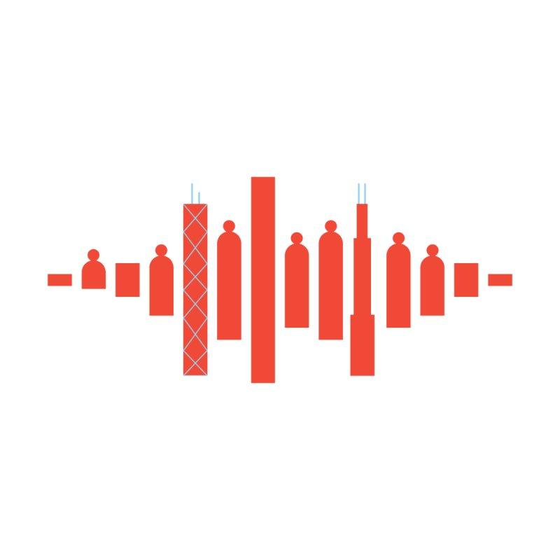 CCC Skyline - Red by Chicago Children's Choir