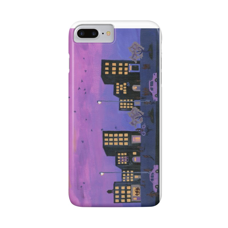 After the Streetlights Accessories Phone Case by ccmicheau's Artist Shop