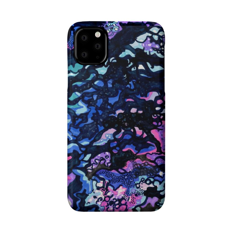 Nebula Accessories Phone Case by ccmicheau's Artist Shop