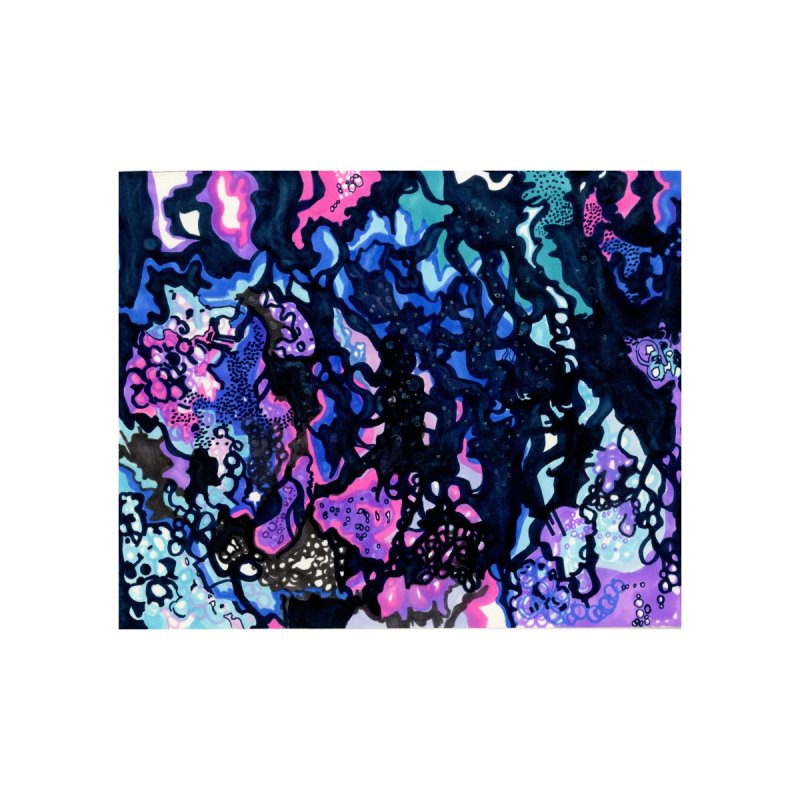 Nebula Accessories Zip Pouch by ccmicheau's Artist Shop