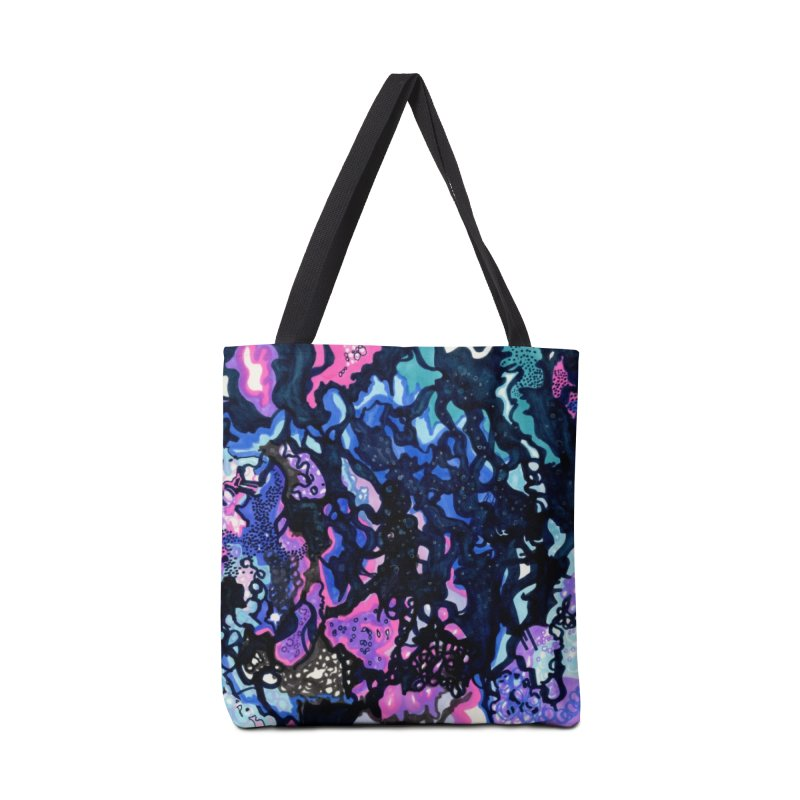 Nebula Accessories Bag by ccmicheau's Artist Shop