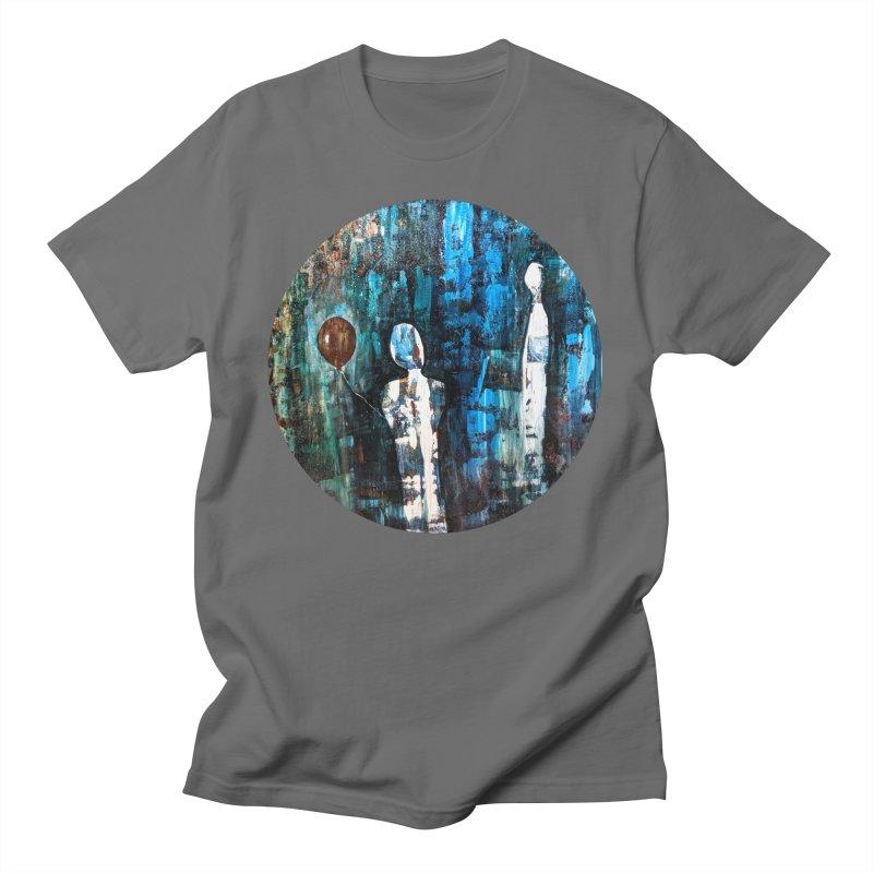 Memory Men's T-Shirt by C. Cooley's Artist Shop