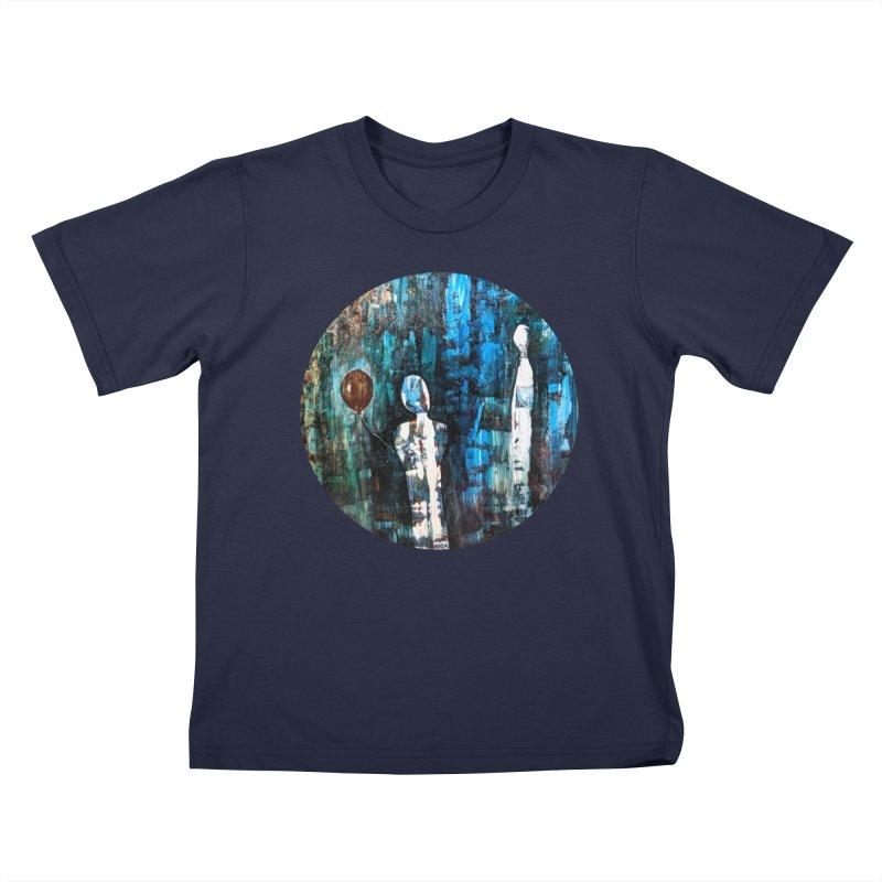 Memory Kids T-Shirt by C. Cooley's Artist Shop