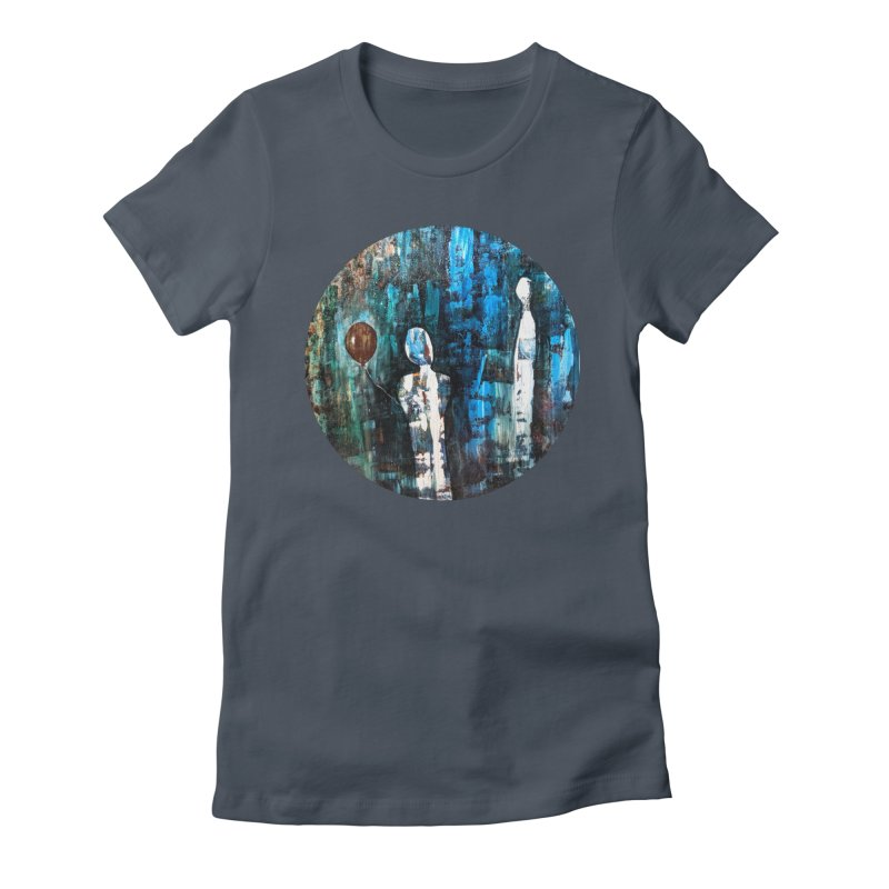 Memory Women's T-Shirt by C. Cooley's Artist Shop