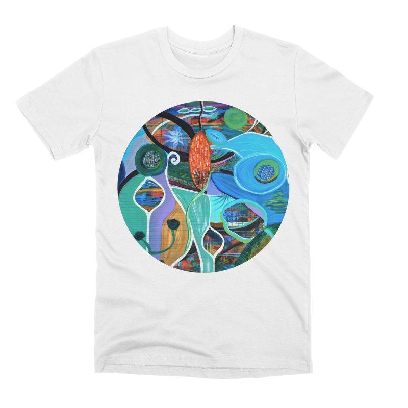 Renewal Men's T-Shirt by C. Cooley's Artist Shop