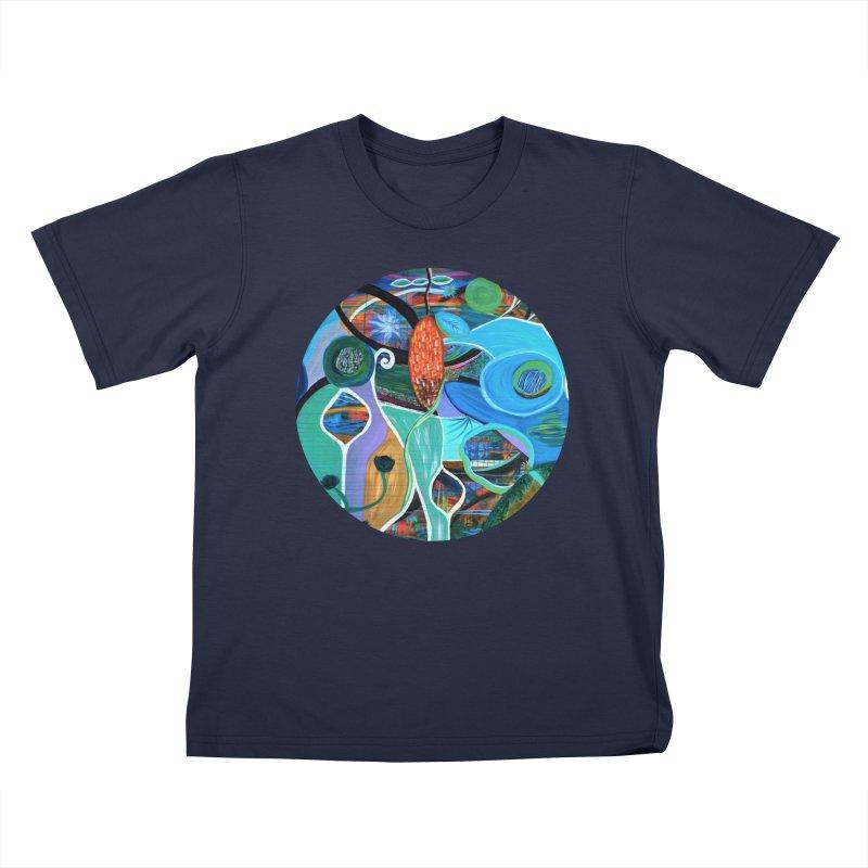 Renewal Kids T-Shirt by C. Cooley's Artist Shop