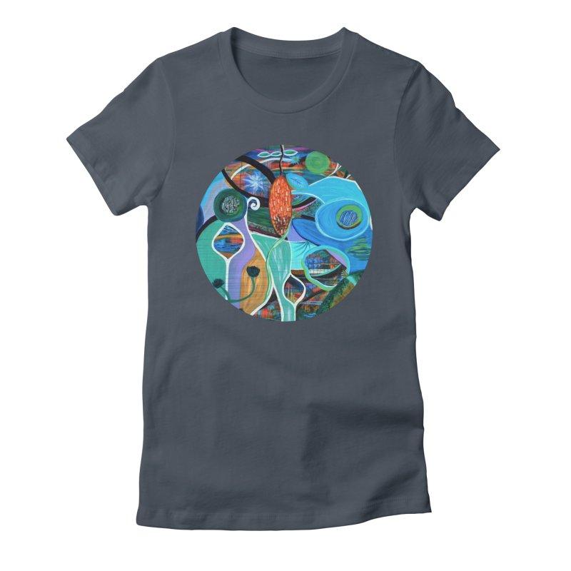 Renewal Women's T-Shirt by C. Cooley's Artist Shop