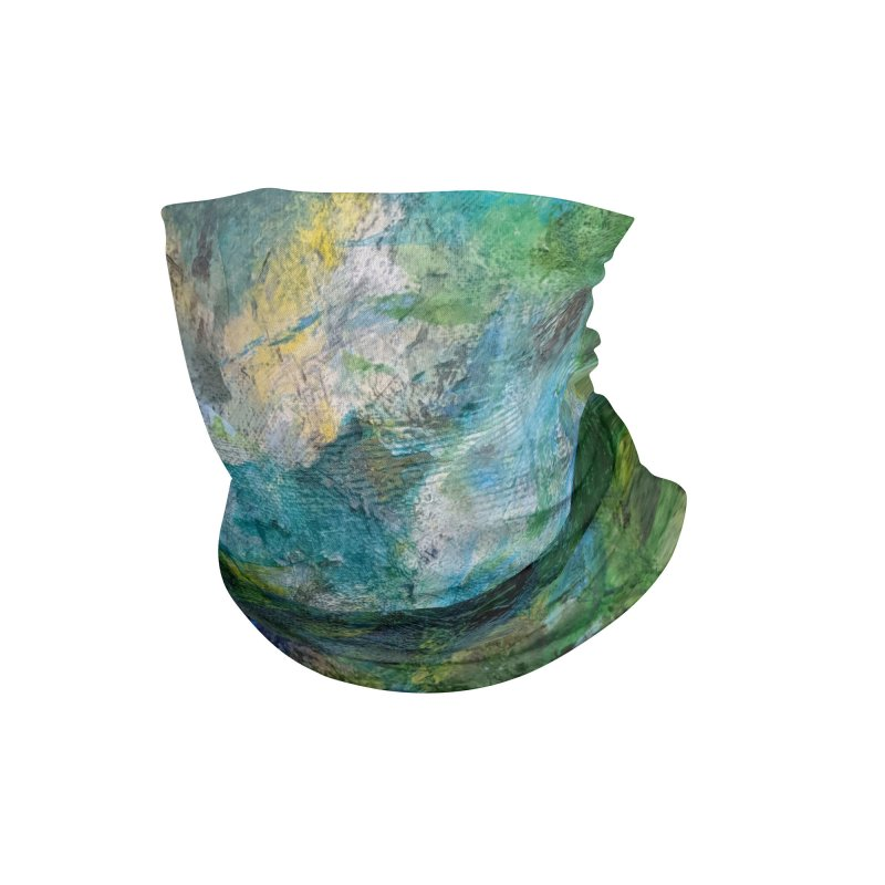 Vitality Accessories Neck Gaiter by C. Cooley's Artist Shop