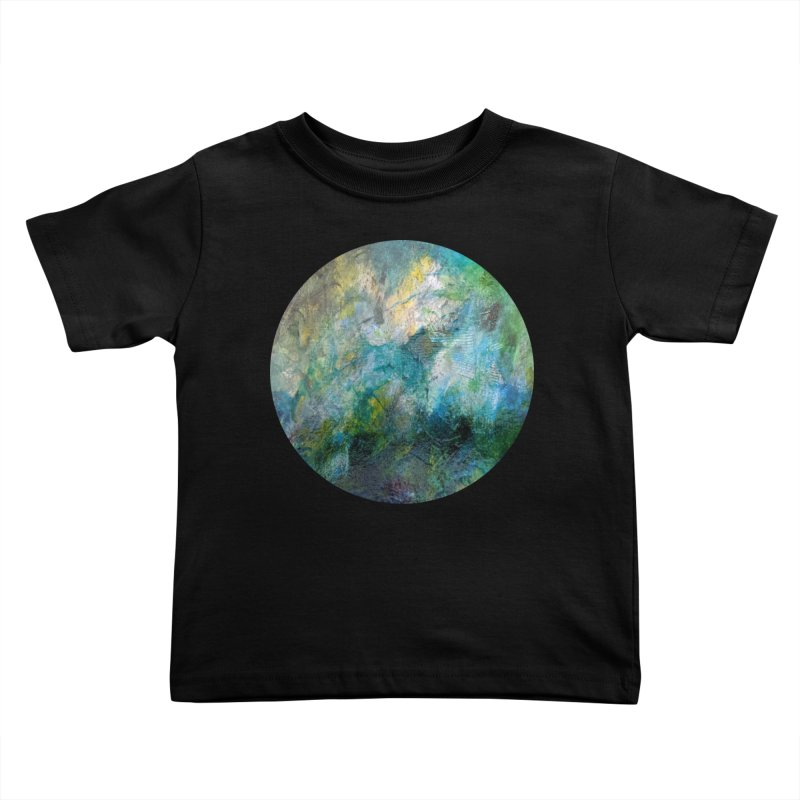 Vitality Kids Toddler T-Shirt by C. Cooley's Artist Shop