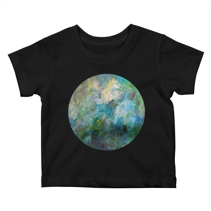 Vitality Kids Baby T-Shirt by C. Cooley's Artist Shop