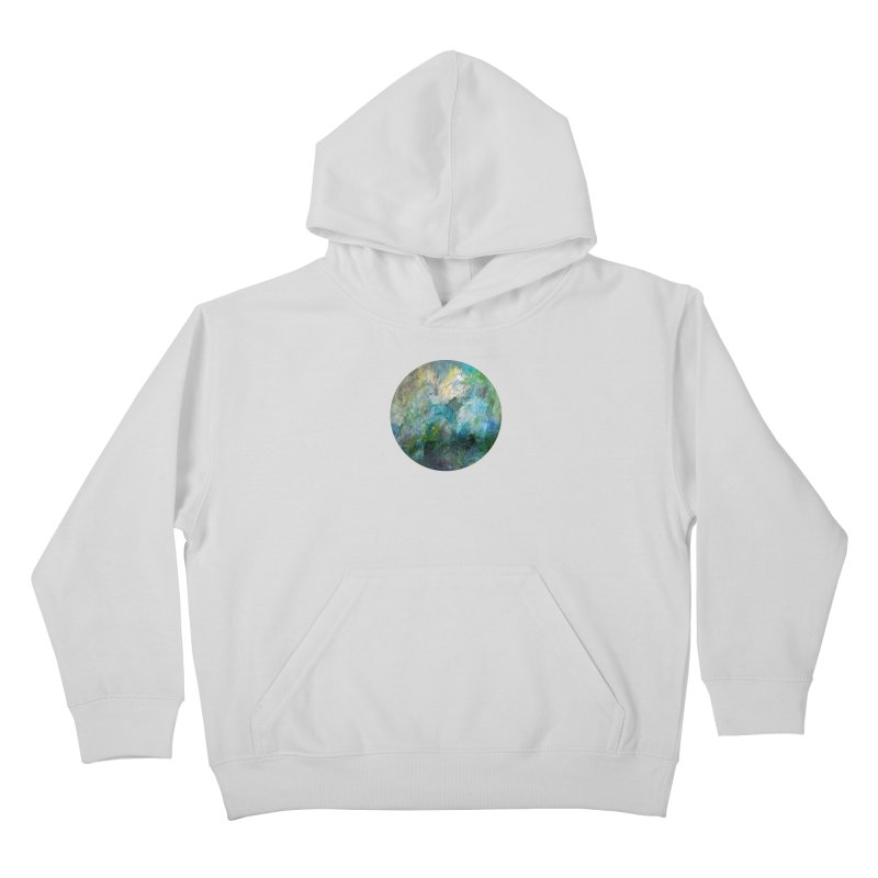 Vitality Kids Pullover Hoody by C. Cooley's Artist Shop