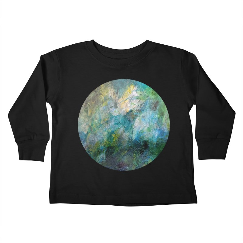Vitality Kids Toddler Longsleeve T-Shirt by C. Cooley's Artist Shop