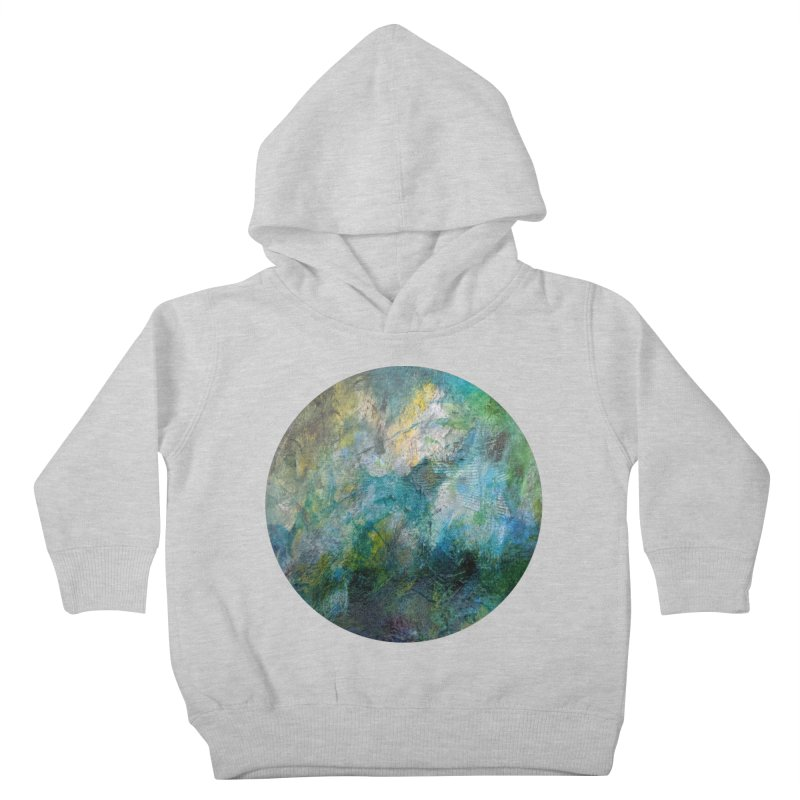 Vitality Kids Toddler Pullover Hoody by C. Cooley's Artist Shop