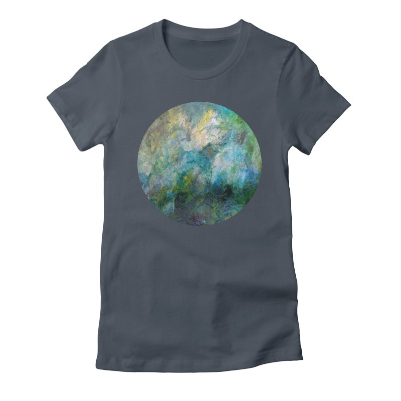 Vitality Women's T-Shirt by C. Cooley's Artist Shop