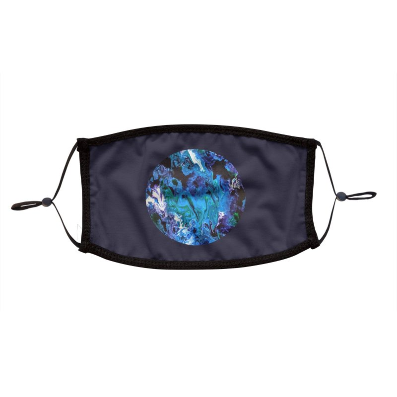 Rumination Accessories Face Mask by C. Cooley's Artist Shop