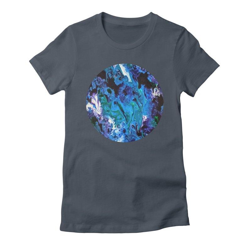 Rumination Women's T-Shirt by C. Cooley's Artist Shop
