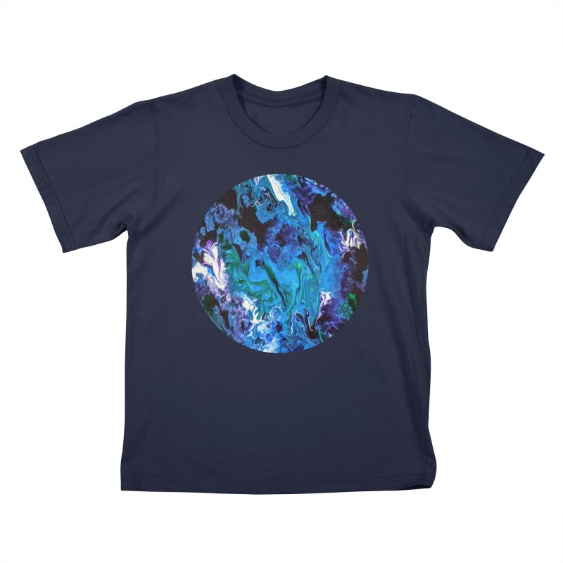 Rumination Kids T-Shirt by C. Cooley's Artist Shop