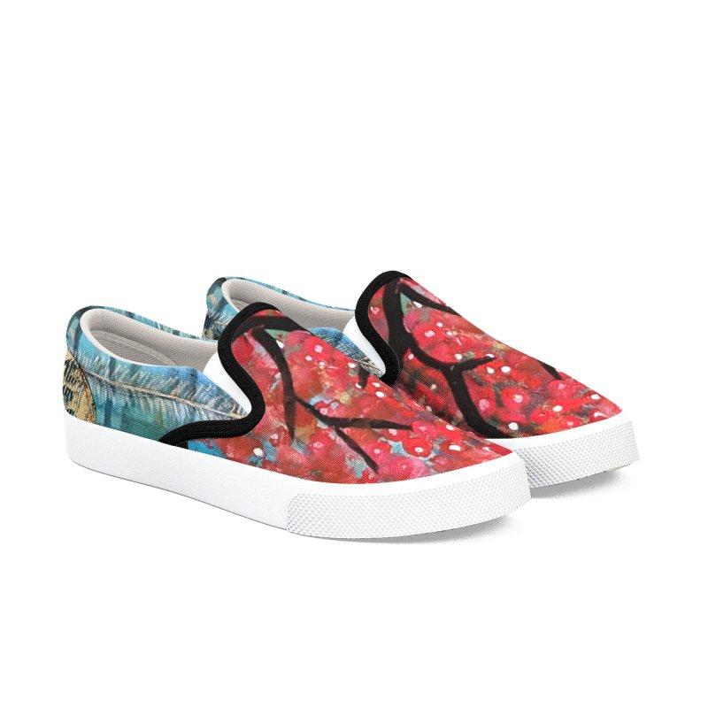 Rains Women's Shoes by C. Cooley's Artist Shop