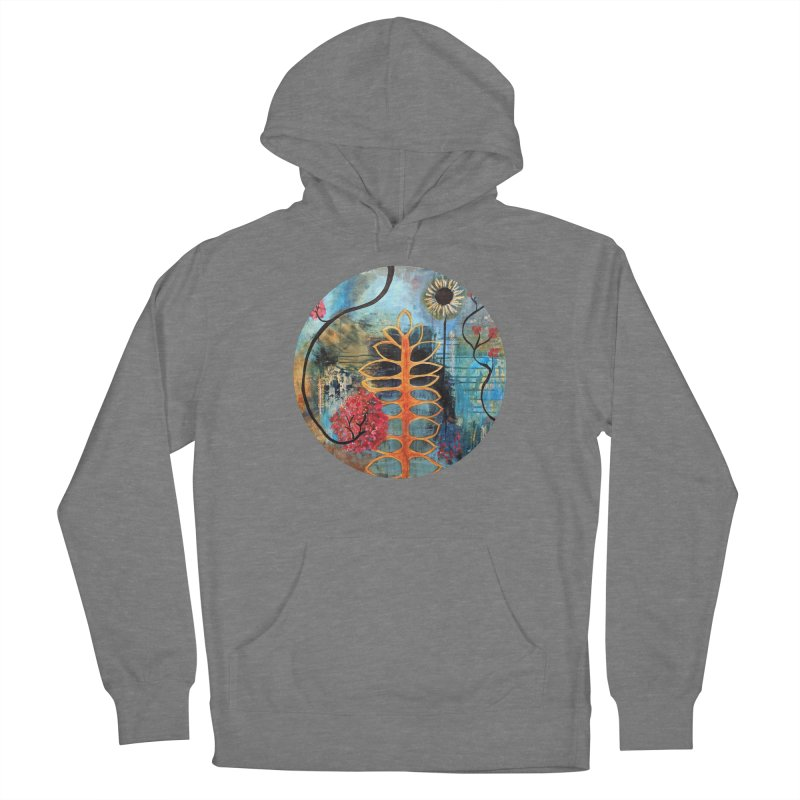 Rains Women's Pullover Hoody by C. Cooley's Artist Shop