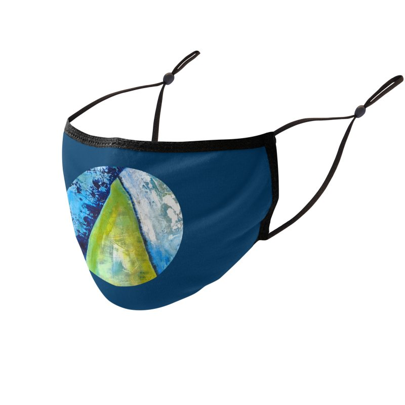 Exposure Accessories Face Mask by C. Cooley's Artist Shop