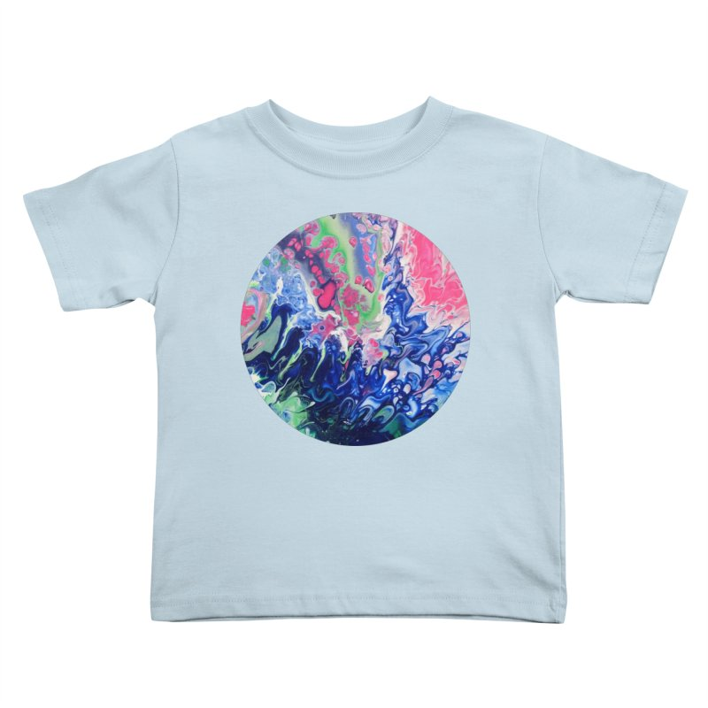 Confection Kids Toddler T-Shirt by C. Cooley's Artist Shop