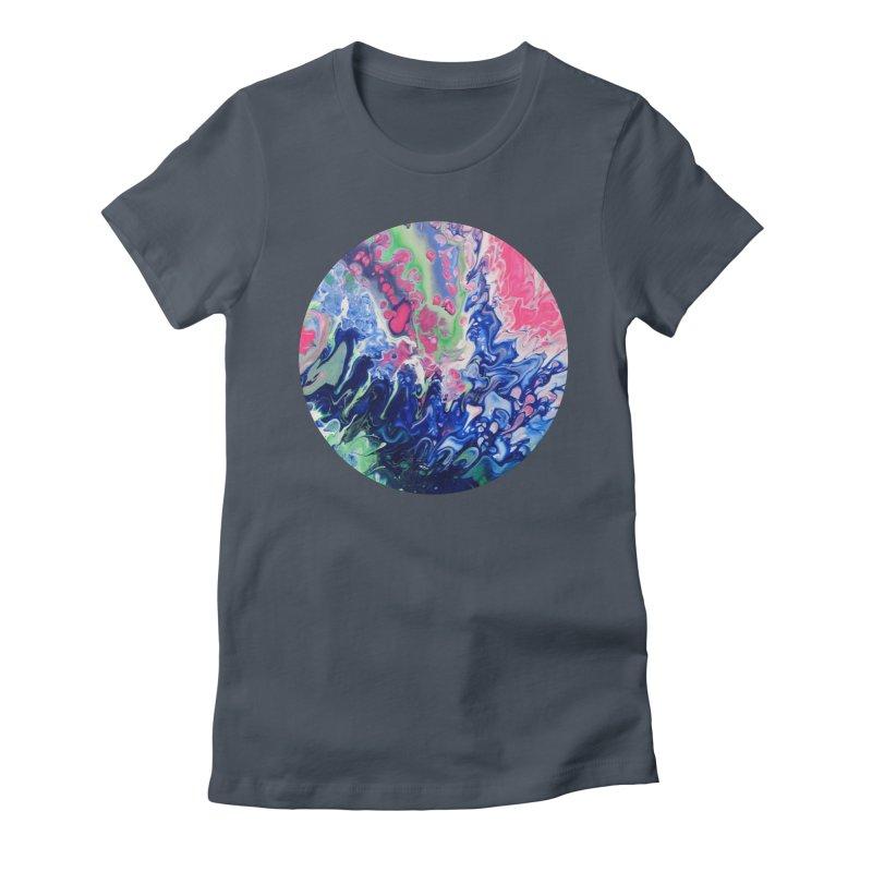 Confection Women's T-Shirt by C. Cooley's Artist Shop