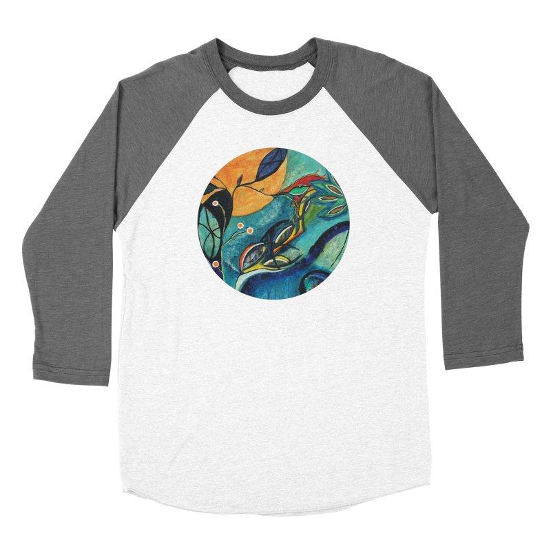 Glimmer Women's Longsleeve T-Shirt by C. Cooley's Artist Shop