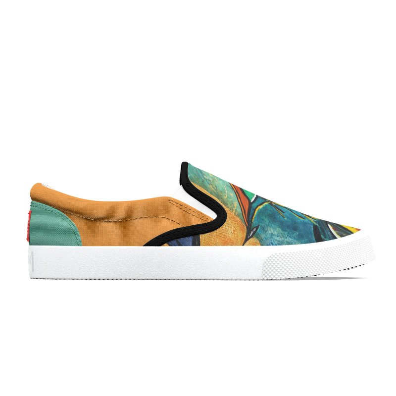 Glimmer Women's Shoes by C. Cooley's Artist Shop