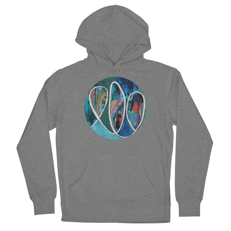 Looped Women's Pullover Hoody by C. Cooley's Artist Shop